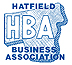 Hatfield Business Association (HBA) logo