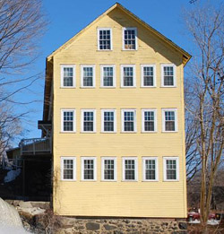 The Old Grist Mill in Hatfield, MA